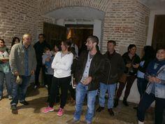 El proyecto MOSTRAMOS TU ARTE de la Asoc. Hércules de las Artes y las Letras expone, para finalizar el año, en el Castillo de Sabinillas.