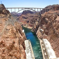 Hoover Dam Bridge / Nevada, US- took our grandson and his buddy here on the way to Sedona and I am not going to lie..it is pretty spectacular. We had a blast walking this.