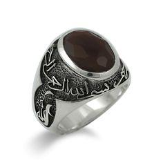 ÖZEL / 650 / islami / - Anı Yüzükleri - Kişisel Yüzükler - Özel
