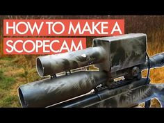 Novritsch Airsoft DIY Scopecam | Popular Airsoft