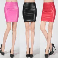 sexy women 2 Layers ruffle Peplum Jeans mini punk skirts frilled ...