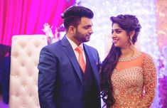 This couple met each during their schooling years and grew up to become each other's soulmate. Engagement Ideas, Wedding Moments, Indian Weddings, True Stories, Bride Groom, Diaries, In This Moment, Couples, Amazing