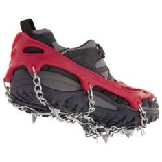online shopping for Kahtoola MICROspikes Traction System - Red Medium from top store. See new offer for Kahtoola MICROspikes Traction System - Red Medium Hiking Gear, Camping Gear, Hiking Boots, Backpacking Gear, Backpack Camping, Camping Gadgets, Camping Outdoors, Camping Life, Hiking Trails