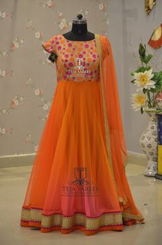 TS-DS - 324 Available  For orders/queries whatu2019s app us on 8341382382 or Call us @8790382382 Mail us tejasarees@yahoo.com www.tejasarees.com  LikeNeverBefore  Tejasarees  Newdesigns  icreate  dresses  tejupavuluri Stay Amazed!! Team Teja!! 16 September 2016