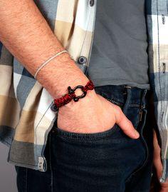 Découvrez notre gamme bracelet creacord - Graine Créative Instagram, Bracelets, Leather, Art, Lineup, Art Background, Kunst, Performing Arts, Bracelet