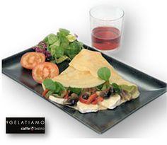 En Gelatiamo contamos con innumerables crepes salados y dulces. Elige tu preferido.