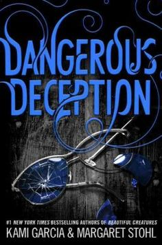 Dangerous Deception by Kami Garcia & Margaret Stohl - When Ridley goes missing after a car crash, Link, his bandmates, and Lennox Gates, joined by Liv and John Breed, embark on a search for the Siren, taking them to Mississippi, where they encounter legendary blues guitarist Robert Johnson, and then to New Orleans, where an evil threatens to destroy them all.