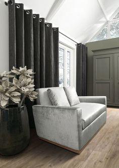 Inspiratie voor gordijnen in de woonkamer - Wooninspiratie Roobol ...