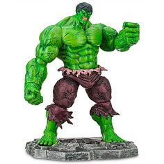 Marvel Select Incredible Hulk Action Figure - 9'' | Action Figures | Disney Store