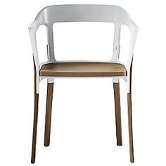 Special Offers Available Click Image Above: Steelwood Chair By Magis