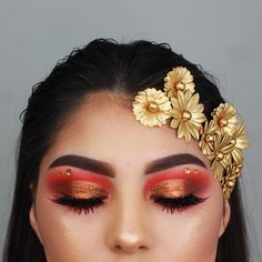 """4,497 Likes, 105 Comments - @_brittneykay on Instagram: """"I'm reborn in every moment.. so who knows what I'll become Eyeshadow: @juviasplace Saharan palette…"""""""