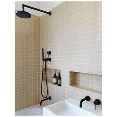 Kardashian Home Interior Beige Bathroom, Bathroom Wall, Washroom, Kardashian Home, Toilet Design, Ikea, Dream Bathrooms, Decorating Small Spaces, Bathroom Interior Design