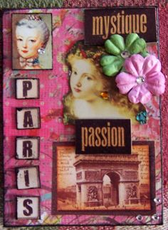 ATC created for a Marie Antoinette swap