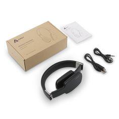 Présentation Du Casque Bluetooth 4.0 De AUKEY à 28 Bonjour à tous  Aujourdhui je vais vous présenter un casque bluetooth qui est vraiment pas trop mal tant au niveau des fonctionnalités quau niveau du prix.  Cest lecasque Bluetooth 4.0 de AUKEY il est pliable pour un encombrement réduit etréglable pour un ajustement parfait.  Il dispose de la fonction kit main-libre ce qui vouspermettra de téléphoner avec ce casque.  La recharge seffectue via un port micro USB standard et il bénéficie en…