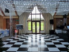 Parquet Black And White High Gloss Plywood Portable Dance Floor For Events Worksheets Portable Dance Floor, Led Dance, Dance Floor Wedding, Fairy Lights, Dance Floors, High Gloss, Valance Curtains, Cool Pictures, Flooring