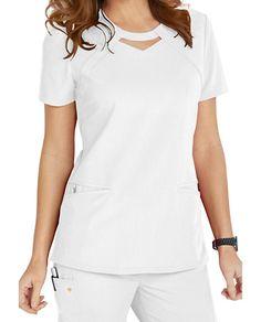 Scrubs and Beyond Scrubs Outfit, Scrubs Uniform, Medical Uniforms, Work Uniforms, Nursing Clothes, Nursing Dress, Beauty Uniforms, Business Casual Attire, Uniform Design