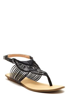 Report Arleta Strappy Woven Sandal