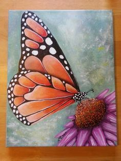 acrylic on canvas by Nicole Marie Artistry