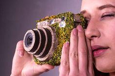 Monsieur Plant © 2017 • Kawade / Berlin + Leica • Photo. Florian Gallène • MakeUp. Cécile Anton