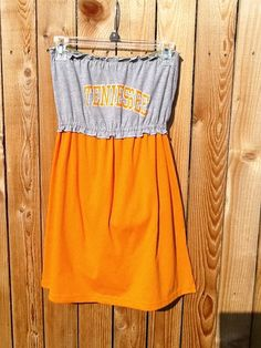 University of Tennessee Custom Ruffle Game Day by stitchin4kids, $45.00