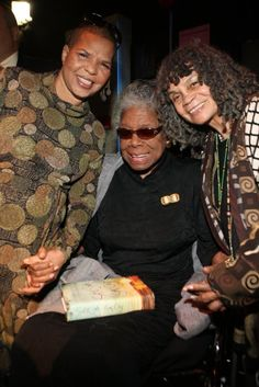 Goddesses of Poetics in all Forms: Ntozake Shange, Maya Angelou and Sonia Sanchez