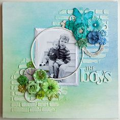 Prima layout by Stacy Cohen using Prima maks
