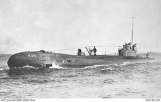 Dutch sub KVXI, 1939