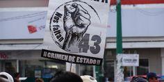 AYOTZINAPA: 1004 DÍAS DE BÚSQUEDA SIN CLAUDICAR. ¡HASTA ENCONTRARLOS!