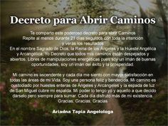 DECRETO PARA ABRIR CAMINOS.