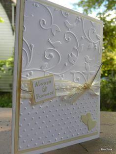 Birds and Swirls & Swiss Dots Cuttlebug embossing folders