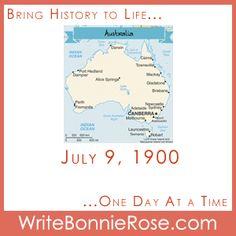 Timeline Worksheet: July Commonwealth of Australia Formed Kindergarten Worksheets, Worksheets For Kids, Handwriting Worksheets, History Timeline, Career Development, Home Schooling, Homeschool Curriculum, Commonwealth