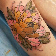 Asian Tattoos, Black Tattoos, Body Art Tattoos, Tatoos, Japanese Flower Tattoo, Japanese Sleeve Tattoos, Tattoo Tradicional, Tattoo Apprenticeship, Fusion Ink