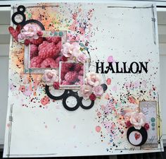 Hallon! - Scrapbook.com