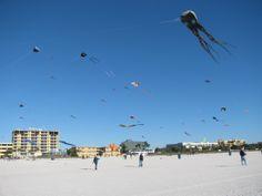 Treasure Island Kite Festival, Florida