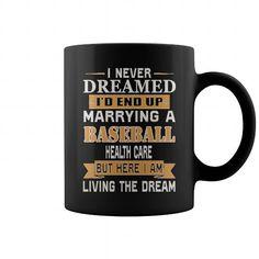 Id End Up Marrying A Baseball Health Care Mug