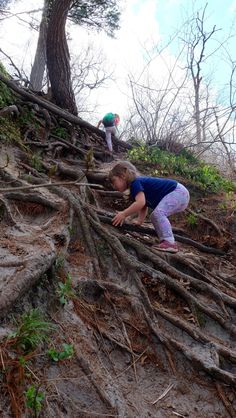 """""""We learned that our daughters are strong and capable beyond measure."""" Family Trails"""