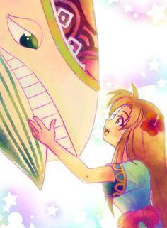 「泡沫の夢の中で」/「毒茸ぴよ子(旧まろのぴよいち)」のイラスト [pixiv]