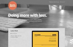 25 exemplos de layouts criativos | Criatives | Blog Design, Inspirações, Tutoriais, Web Design