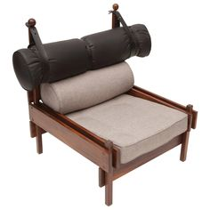 Lounge chair Tonico 1