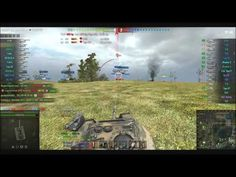 World of Tanks Centurion 7/1 Quick Review and gameplay
