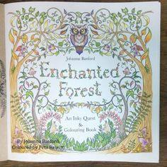 Enchanted Forest – La Artistino – Peta Hewitt