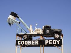 Cooper Pedy #Australia #Women #Travel