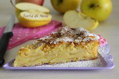 TORTA DI MELE -  @GialloBlogs