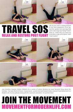 Travel yoga