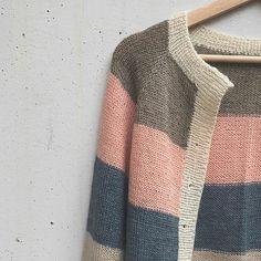Sorbet, Knitwear, Knitting, Pattern, Handmade, Inspiration, Coats, Instagram, Diy