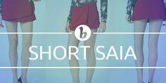 Short Saia é a tendência do momento: http://blog.batecabeca.com.br/short-saia-e-a-tendencia-do-momento.html
