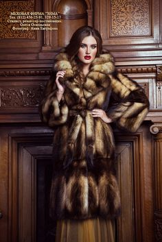 do you mean something more elaborate like this fur coat?
