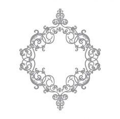 Lindo Arabesco para Monograma Scrapbook Sketches, Scrapbook Albums, Cat Tattoo Designs, Fabric Letters, Islamic Patterns, Thai Art, Borders And Frames, Picture Logo, Romantic Roses