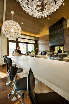 Expansive modern mountain home in Aspen