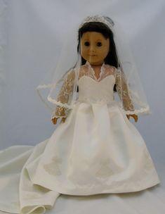 kate dress for american girl doll!